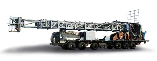 Мобильные буровые установки ББМ-125, ББМ-14 , ББМ
